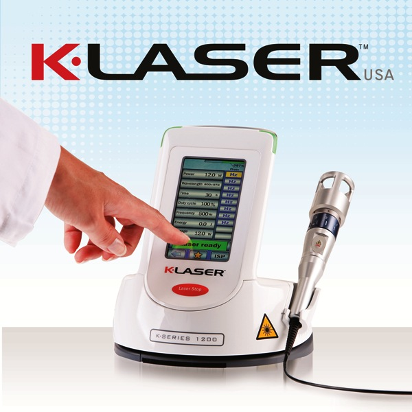 Laser Therapy for pain relief